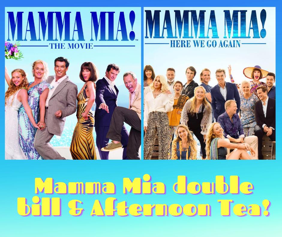Mamma Mia Afternoon Tea